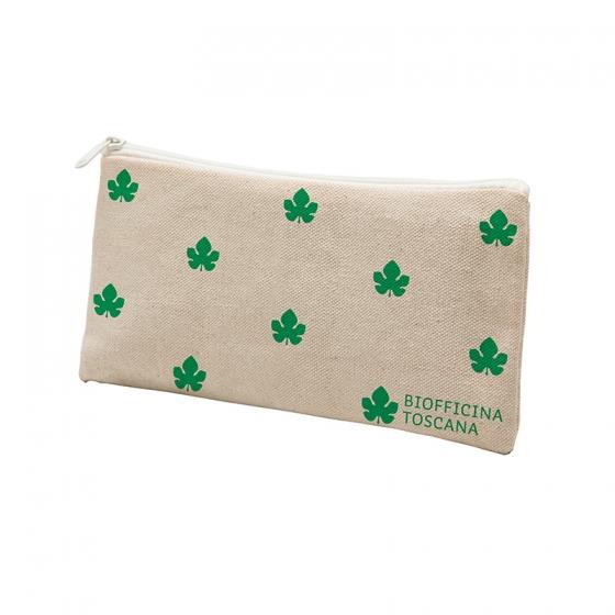 Trousse logo verde