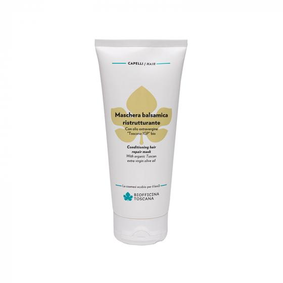Conditioning hair repair mask