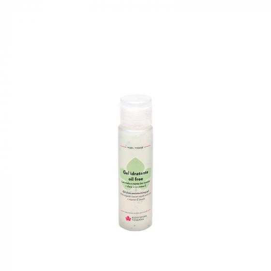 Oil-free moisturising gel