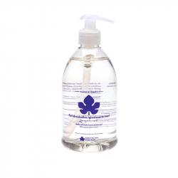 Hydro-alcoholic hand sanitiser gel 16,90 fl.oz