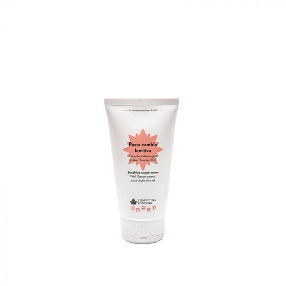 Soothing nappy cream