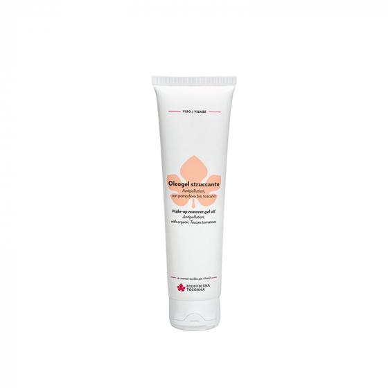 Make-up remover gel oil