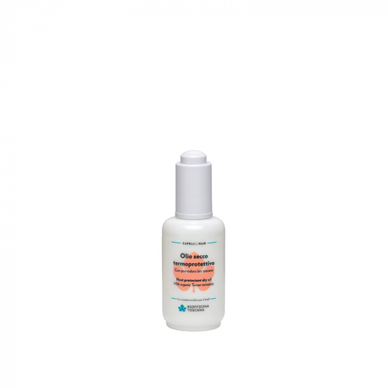 Radiance-enhancing protective dry oil