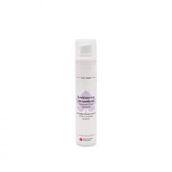 Antioxidant facial emulsion
