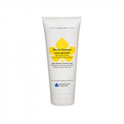 Doccia shampoo note speziate