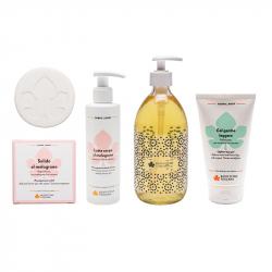 Summer face care kit