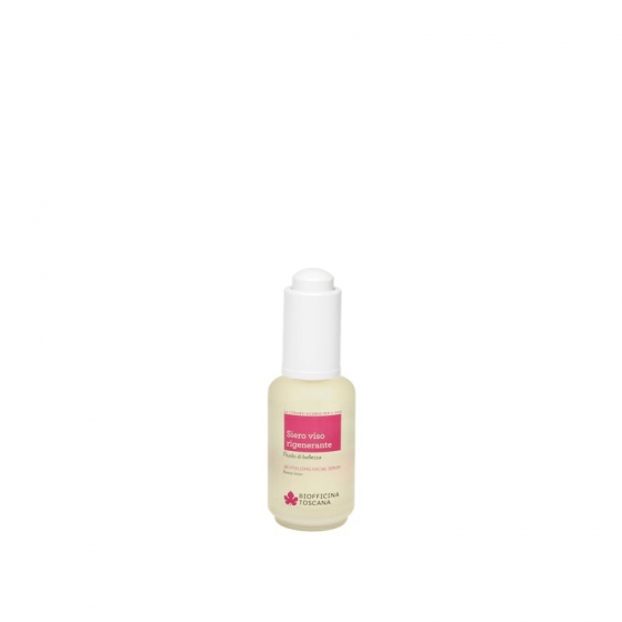 Revitalising facial serum