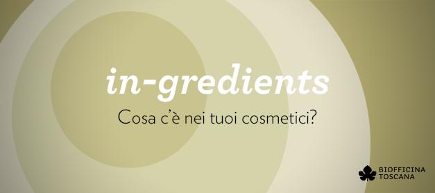 in-gredients!<br> Cosa c'è nei tuoi cosmetici?