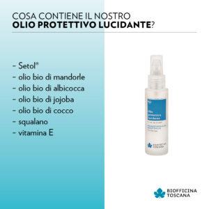 sostanze funzionali olio capelli