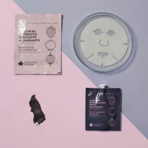 maschere illuminanti
