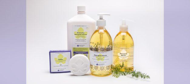 Detergenza solida ed ecologica