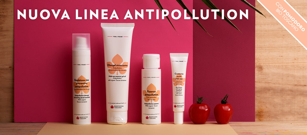 Antipollution Line